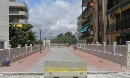 L'Ajuntament de Salou amplia les obres del Barranc de Barenys