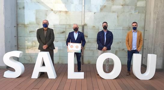 L'Ajuntament de Salou és guardonat amb el Reconeixement Administració Oberta 2020, com a ens capdavanter en transformació digital i govern obert