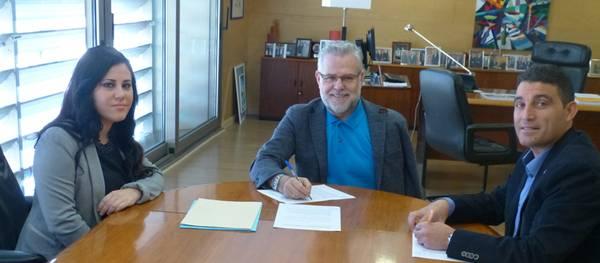 L'Ajuntament de Salou i Creu Roja Tarragona renoven el conveni de col·laboració