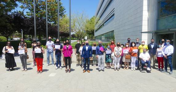 L'Ajuntament de Salou lliura els premis als onze projectes guardonats, en el marc del Fons Educatiu