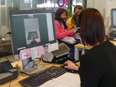 L'Ajuntament de Salou posa en funcionament un nou servei d'atenció ciutadana per videoconferència, compatible amb la tramitació telemàtica