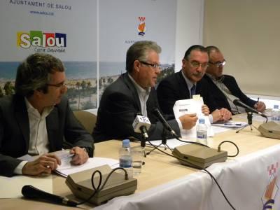 L'Ajuntament de Salou presenta al·legacions al Tramvia del Camp de Tarragona