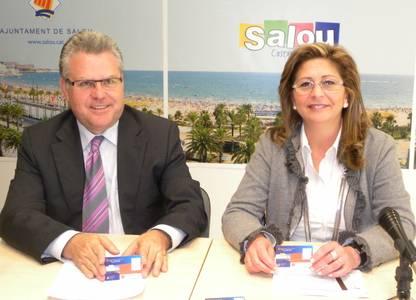 L'Ajuntament de Salou presenta la nova targeta ciutadana
