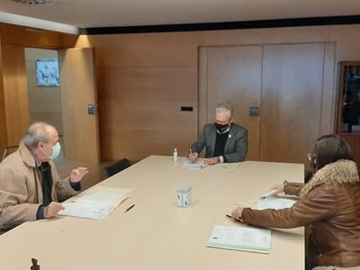 L'Ajuntament de Salou rep la cessió de dues finques que formaran part del Camí de Ronda