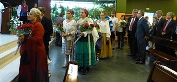 L'Ajuntament de Salou se suma als actes de celebració del dia del Pilar