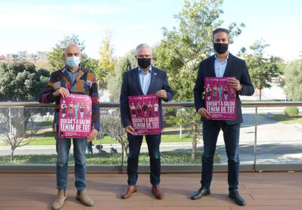 L'Ajuntament i Shopping Salou presenten la campanya 'Queda't a Salou, tenim de tot', per fomentar l'activitat comercial a les portes del Nadal, promovent els valors de la proximitat i la sostenibilitat, el compromís, la seguretat i la solidaritat
