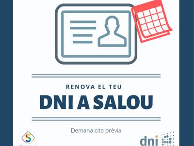 L'Ajuntament obre nova data per a l'expedició del DNI a l'Oficina d'atenció al ciutadà
