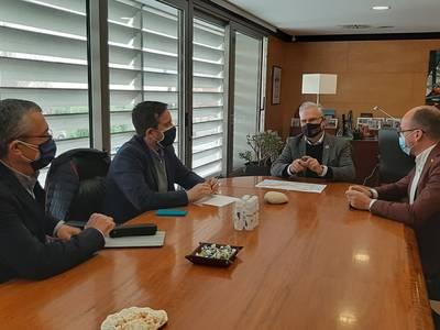 L'alcalde de Salou manté una reunió amb el director de l'Agència Catalana de Turisme per posar en comú línies de treball que dinamitzin el sector turístic, a través de la creació de nous productes