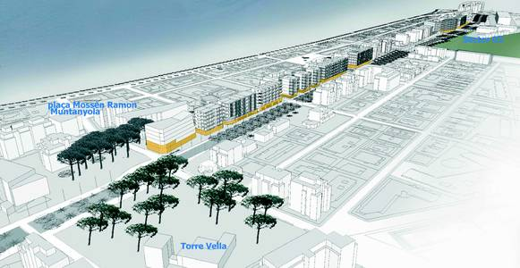 L'alcalde de Salou signa un conveni-protocol amb Fomento i ADIF per iniciar el desmantellament de la via del tren i la cessió al municipi dels drets que generarà