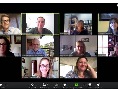 L'Aliança Turística es reuneix per unificar criteris i compartir estratègies de promoció i fórmules de treball per fer front als efectes de la COVID-19