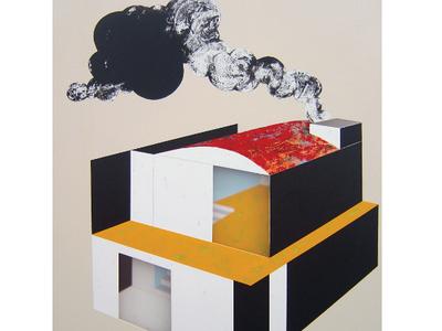 L'artista Pere Galera mostrarà el seu art a la Torre Vella de Salou, a través de l'exposició 'God is in the house'