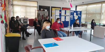 L'Associació de Familiars d'Alzheimer Torre Vella de Salou inaugura el curs 'El universo de los cuidados: Dependencia y tercera edad'