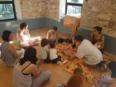 L'Espai infantil Estació del Carrilet de Salou compleix el seu 10è aniversari