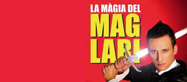 L'espectacle 'La màgia del Mag Lari' arriba a Salou