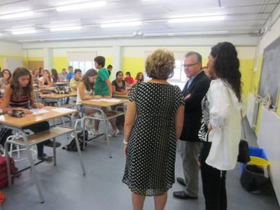 L'IES Marta Mata inicia el nou curs escolar incorporant el Pla de Lectura a tot l'alumnat