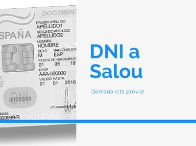 L'Oficina d'Atenció al Ciutadà obre nova data per a l'expedició del DNI a l'Ajuntament de Salou