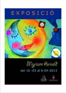 L'univers idíl·lic i cromàtic de Myriam Arnold arriba a la Torre Vella de Salou
