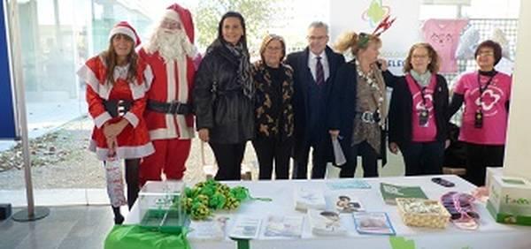 La 13ena edició de la Fira Freesia de Nadal atreu centenars de visitants