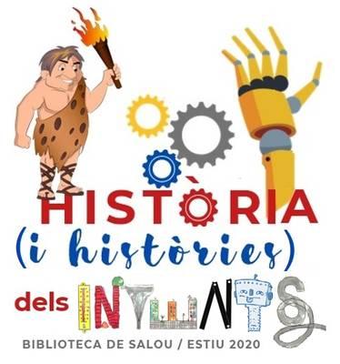 La Biblioteca de Salou posa en marxa 'Història (i històries) dels invents', un conjunt d'activitats d'investigació virtuals, per gaudir, en família, aquest estiu