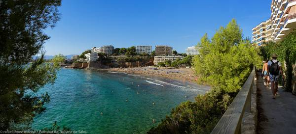 La capital de la Costa Daurada inverteix prop de 160.000 euros per millorar els serveis a la platja de Capellans