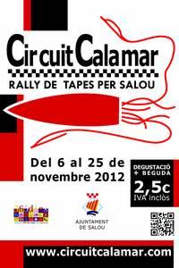La Costa Daurada acollirà el primer  'Circuit Calamar: rally de tapes per Salou'