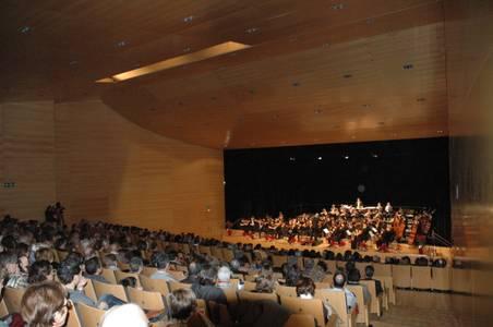 La Jove Orquestra Nacional de Catalunya omple el Teatre Auditori de Salou amb obres de Beethoven i Mendelssohn
