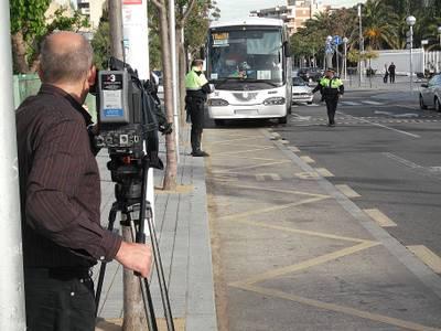 La Policia Local de Salou, activarà del 13 al 18 de novembre, una campanya de seguretat en el transport escolar