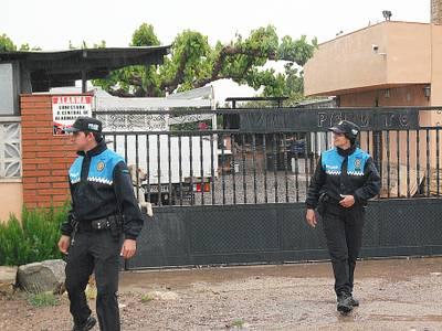 La_Policia_Local_de_Salou_patrullant_pels_masos.JPG