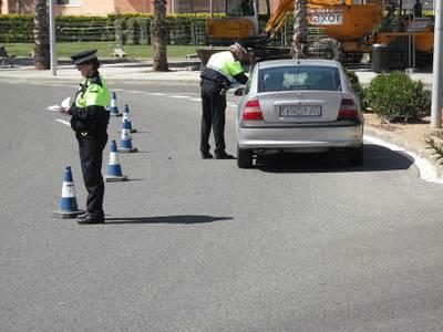 La Policia Local de Salou s'adhereix a l'operatiu de control de la velocitat excessiva o inadequada, del 9 al 14 d'abril