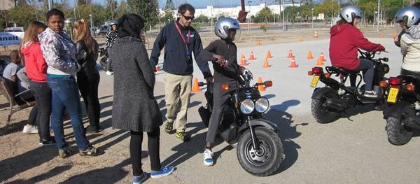 La Policia Local inicia les XXVI jornades d'Educació Viària a les escoles del municipi