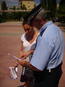 La Policia Local inicia una campanya d'informació sobre la regulació de la publicitat dinàmica