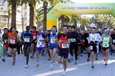 La primera SanSilvestreSalou reuneix a més de 550 atletes amb un 27% de dones