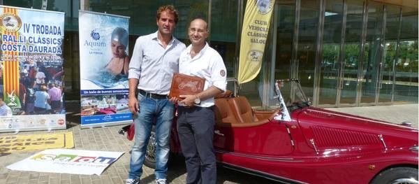 La quarta trobada del Ral.li Clàssics Costa Daurada realitzarà un concurs de cotxes anteriors a la postguerra
