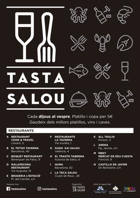 La ruta gastronòmica Tasta Salou torna a partir del proper dijous, 20 de maig