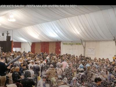 L'Ajuntament de Salou difon, avui, un vídeo pel record del més petits, la Festa Major Xic's de Salou