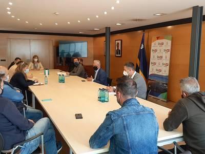 L'Ajuntament i el sector de la restauració volen impulsar accions de promoció