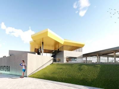 L'alcalde de Salou qualifica de 'molt positiva' la notícia de la licitació de les obres de construcció de la nova estació de Salou-PortAventura