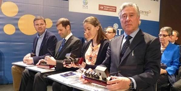 Le Sommelier, Brisasol, el càmping Sangulí i Fernan's, reconeixements de l'Ajuntament de Salou en la Nit empresarial de la Cepta