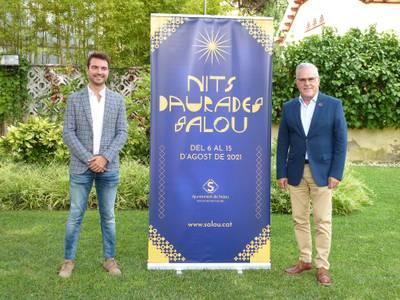 Les Nits Daurades tornen aquest estiu a Salou amb un programa per il·lusionar residents i visitants