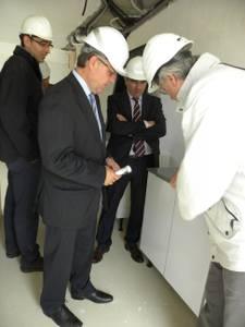 Les obres de construcció dels pisos de protecció oficial de Pierre Vilar avancen a bon ritme