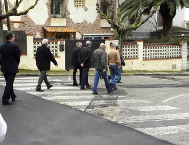 Les obres de manteniment a la urbanització Covamar avancen a bon ritme