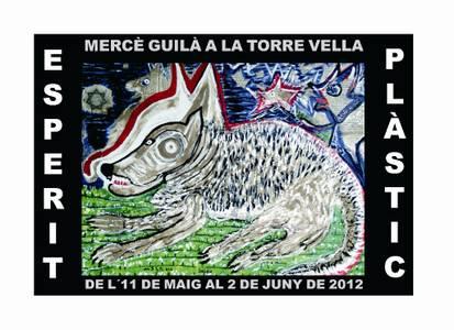 Les pintures de la salouenca Mercè Guilà s'exposen al centre d'art de la Torre Vella