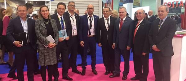 Lloret, Salou, Calvià, Benidorm i Torremolinos es reuneixen a la World Travel Market