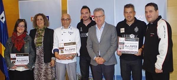 Lunattic guanya el primer premi del 'Rally de Tapes per Salou'