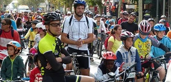 Més de 250 salouencs s'apleguen per fer esport en el marc de la festa major del 30 d'octubre