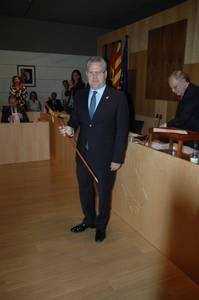 Pere Granados, escollit de nou alcalde de Salou