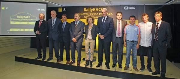 RallyRACC 2015: La cursa que tots volen guanyar