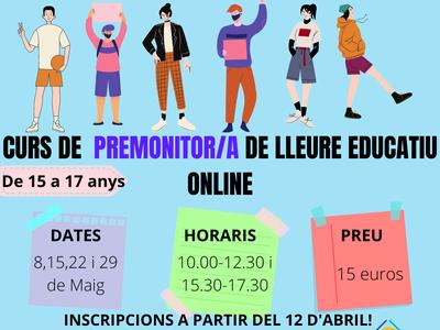 S'obren les inscripcions per a dos nous cursos online de premonitor i monitor de lleure educatiu, en el marc del programa anual d'activitats 'Carretera i Manta'