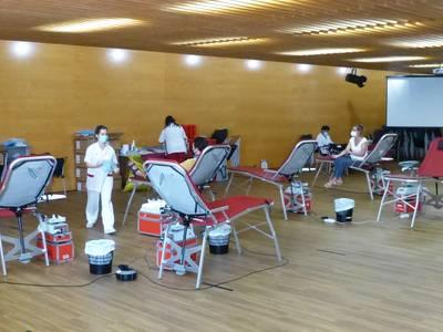 Salou acollirà una nova jornada de donació de sang, aquest proper dilluns, dia 6 de setembre