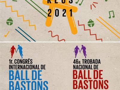 Salou acollirà una part del 1r Congrés Internacional de Ball de Bastons, el diumenge, 24 d'octubre